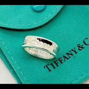 Tiffany and co ring size 6
